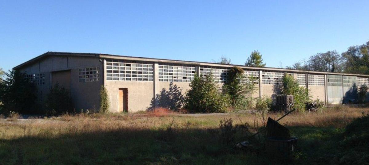 Capannone e abitazione in Soncino