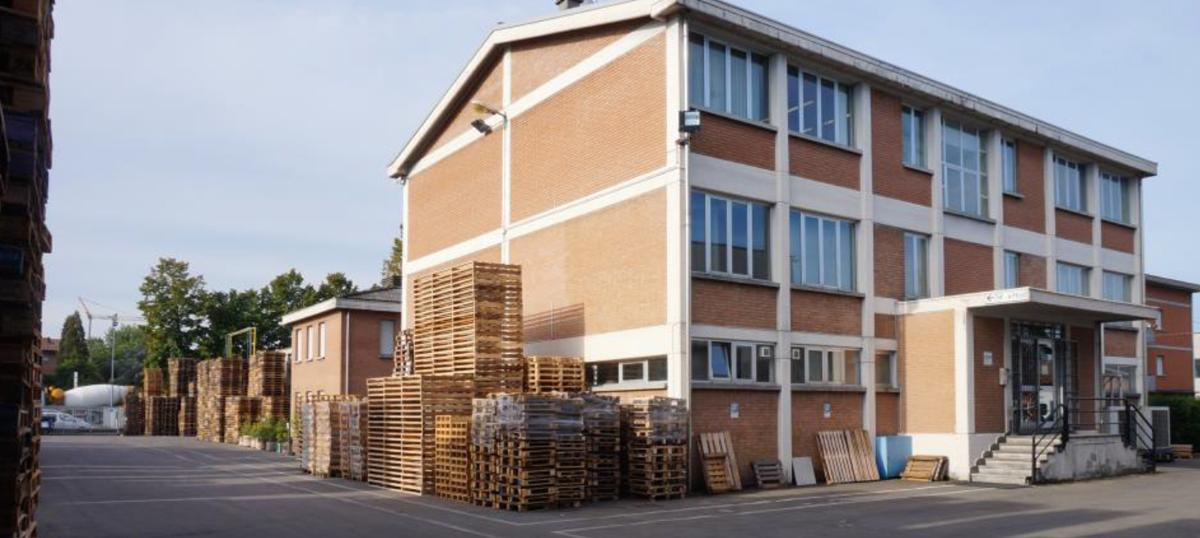 Complesso industriale in Reggio Emilia