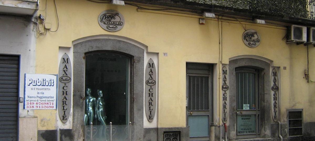 Nagozio in Ottaviano