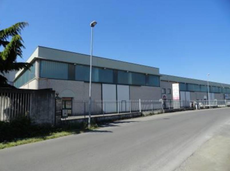 Porzione di capannone artigianale in San Nicolò