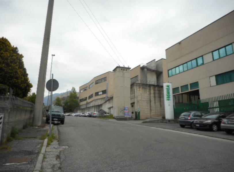 Immobile a destinazione artigianale ubicato al piano primo di un complesso artigianale in Marcheno (BS)