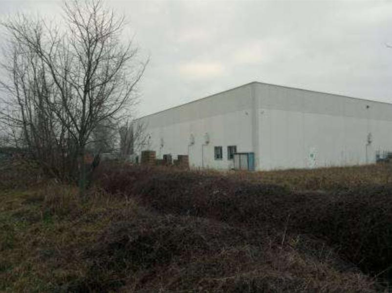 Fabbricato ad uso industriale, sviluppato su un unico piano fuori terra, costituito da un'ampia zona produttiva principale ed ulteriore zona adibita ad uffici con annessi servizi, in Spino D'adda