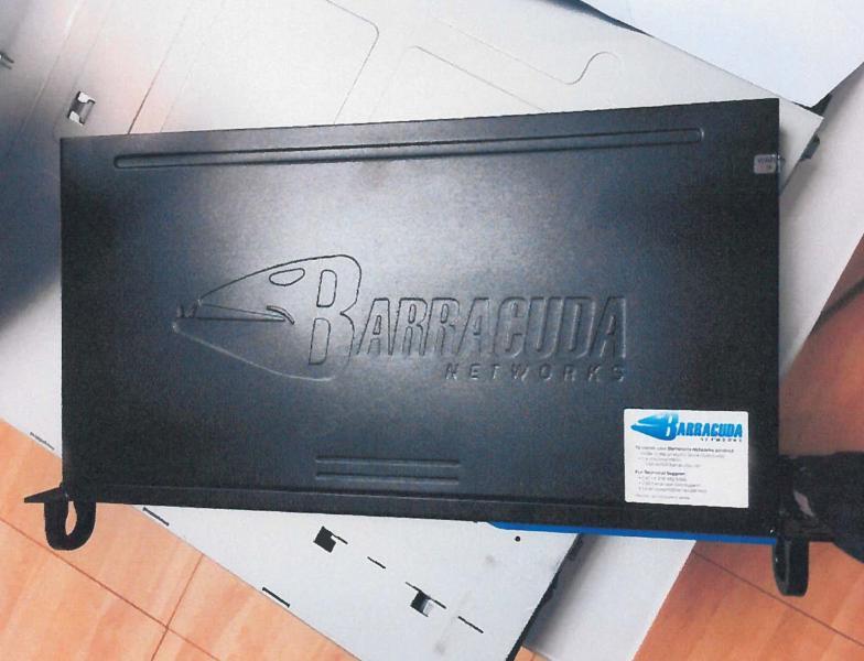 SERVER IBM X3550 M4, BARRACUDA LOAD  BALANCER 240, PATTON 4970
