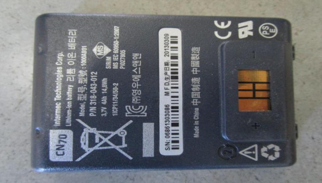 n. 15 computers di bordo (palmari)